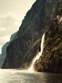 Magical Waterfall — Stock Photo