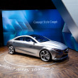 Mercedes Concept Style Coupe Prototype — Stock Photo #10839991