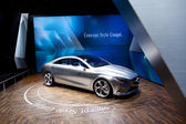 Mercedes Concept Style Coupe Prototype — Stock Photo