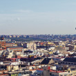 Madrid Skyline — Stockfoto