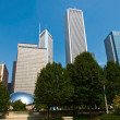 Millennium Park, Chicago - Stock Photo