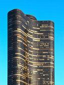 Skyscraper in Chicago — Stock Photo