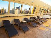 Terraced Swimming Pool — Stock Photo