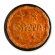 Traditional Spanish Patty - Stock Photo