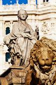 Cibeles Fountain, Madrid, Spain — Stock Photo