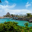 Mayan Riviera Paradise — Stock Photo