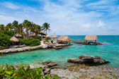 Mayan Riviera Paradise — Stock Photo