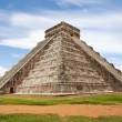 Chichen Itza Castle — Stock Photo