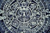 Mayan Calendar Background — Stock Photo
