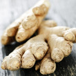 Stock Photo: Ginger root
