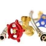 Plumbing parts — Stock Photo #11551304