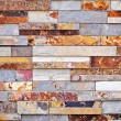Stone veneer background - Stock Photo
