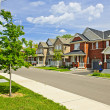 Suburban homes — Stock Photo #11551405