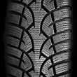 Stockfoto: Tire tread closeup