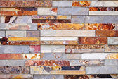 Stone veneer background — Stock Photo