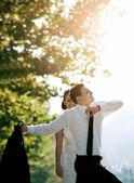 Dance to impress — Stock Photo