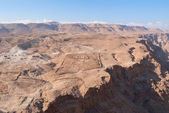 View from Masada — Stock Photo