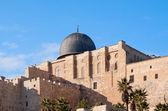 мечеть аль акса — Стоковое фото