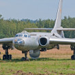 Stock Photo: Tu-16 bomber