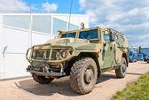 """GAZ-2330 """"Tigr"""" armored car — Stock Photo"""