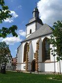 Kościół franciszkański — Zdjęcie stockowe
