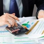 Accounting. — Stock Photo