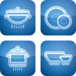 Kitchen Appliances — Stock Photo
