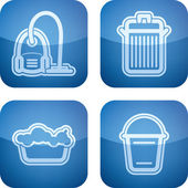 Cleaning Items — Stock Photo