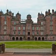 Stock Photo: Drumlanrig Castle