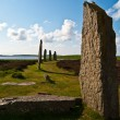 Ring of Brodgar — Stock Photo