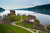 Urquhart Castle — Stock Photo