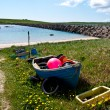 Scenery on Orkney — Stock Photo