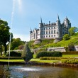 dunrobin castle — Stock Photo