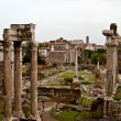 Forum Romanum - Stock Photo