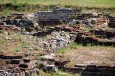 Mediana, antika romerska ruiner, serbien — Stockfoto