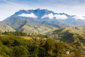 Mountain kinabalu — Stock Photo