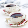 Mulled wine for Christmas — Stock fotografie