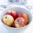 Christmas apples - Stockfoto