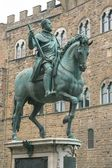 Monument to Cosimo de 'Medici in Florence — Photo