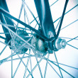 Bicycle detail — Stock Photo #11752744