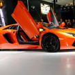 Stock Photo: Lamborghini Aventador LP700-4 sport car