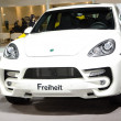 Freiheit car on display — Stockfoto #11753408