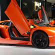 Lamborghini Aventador LP700-4 sport car — Stock Photo #11754497