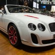 Bentley Continental Supersports ISR car on display — Stock Photo #11754651