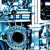 Car engine part — Stock Photo