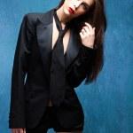 Black tuxedo — Stock Photo