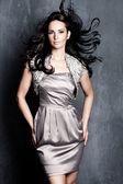 Elegant woman — Stock Photo