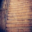 Ancient stairs - Foto Stock