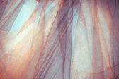Tulle background — Stock Photo