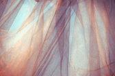 Tulle background — Stock Photo